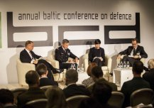 Ministry of Defence and the International Centre for Defence Studies organized on Thursday, September 25th in Estonian capital the Annual Baltic Conference on Defence. This year the conference focused on the links between technological progress and security.