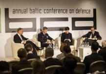 Kaitseministeerium ja Rahvusvaheline Kaitseuuringute Keskus korraldasid 25. septembril Tallinnas iga-aastase julgeolekukonverentsi ABCD mis sel aastal keskendus tehnoloogia arengu ja julgeoleku seostele.