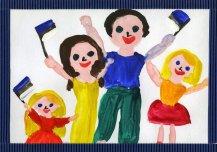 Tulevikus on palju lapsi, palju isasid ja palju emasid. Titasid on palju, perekond on rõõmus ja elavad enda majas. Pere on kõik koos ja armastavad üksteist. Autor: Anne Sui Saadjärv 5a, Rannu lasteaed