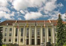 Ehitatud 1938 – 1940, renoveeritud 1998-1999, kasutusel KVÜÕA, Balti Kaitsekolledži õppehoonena, samas majas paikneb ka Kaitseliidu Tartu malev.