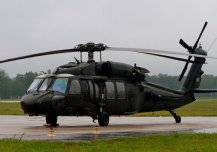 U.S. Army helicopter UH-60 Black Hawk