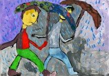 Tulevikus tahan ma väga targaks saada ja palju tarkusi õppida. Targad inimesed saavad parema töökoha ja teenivad rohkem raha. Kui ilmad on halvad ja tuju on vilets, lähen ma ikka kooli. Autor: Christofer Robin Kaevand 8a, Emmaste põhikool