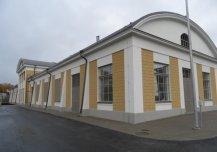 Torpeedokoda - ehitatud 1925, renoveeritud 2015-2016, kasutusel Mereväebaasi sööklana.