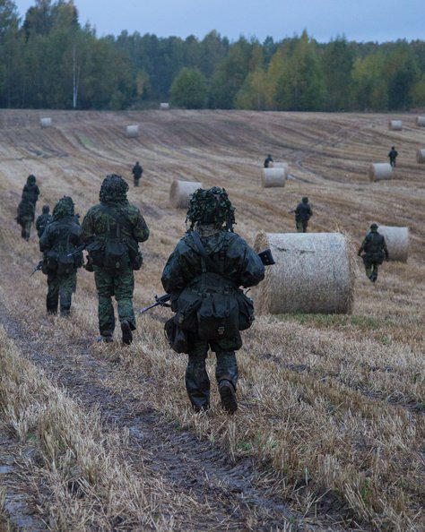 Estonian Government announced a defence readiness exercise for 669 reservists