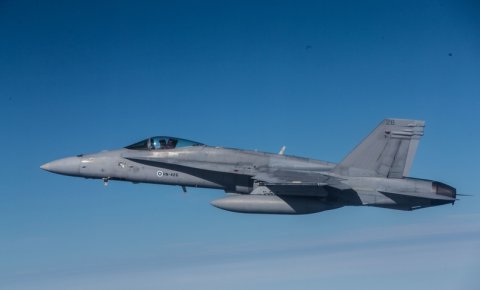 Allied training flights in Estonian airspace to continue