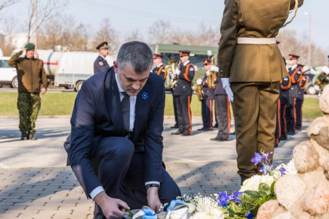 Permanent Under Secretary Prikk: Veterans day message must resound across Estonia