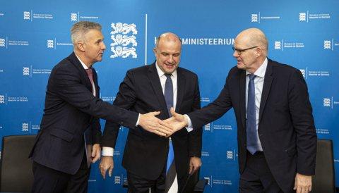 Eesti, Soome ja Läti plaanivad ühist soomukite arendamist