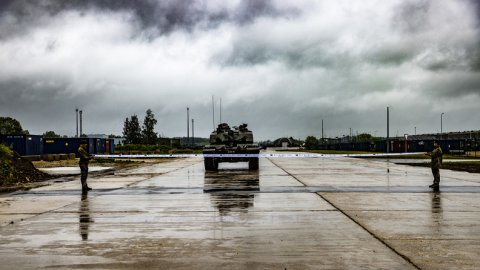 New infrastructure for hosting Allied units completed in Estonia