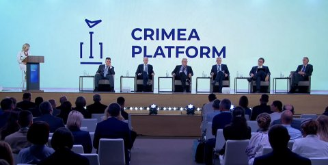 Minister of Defence Kalle Laanet: Russia's annexation of Crimea must not fade into oblivion