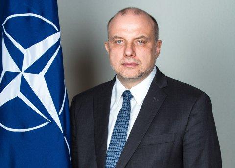 Kaitseminister Jüri Luik.