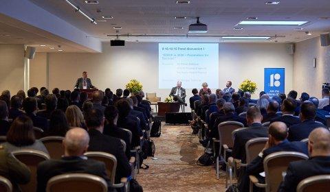 Tallinnas esitleti kaitsevaldkonna arendusprojekte kogu Euroopast.