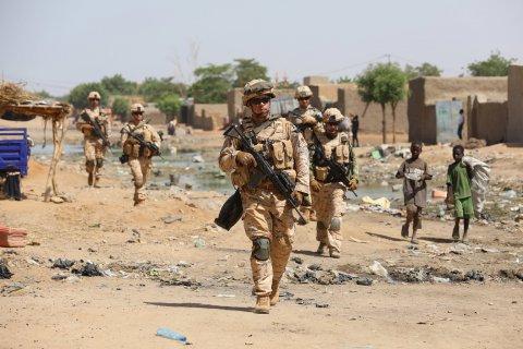 Riigikogu andis mandaadi kuni 160 kaitseväelase osalemiseks rahvusvahelistel operatsioonidel