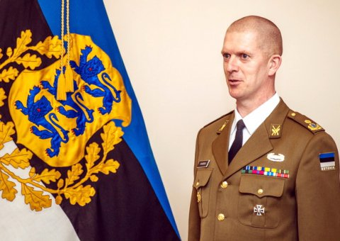 Minister of Defence Jüri Luik to propose Brigadier General Herem as the next Commander of the Defence Forces