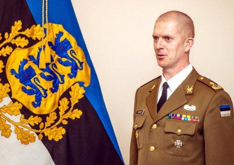 Kaitseminister Luik teeb ettepaneku nimetada kaitseväe juhatajaks brigaadikindral Heremi