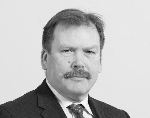 Johannes Kert, the former Commander of the Estonian Defence Forces.