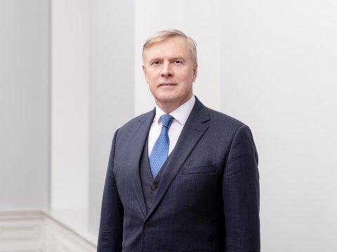 Kalle Laanet. Foto: Riigikantselei