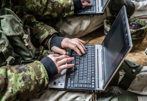 Conscripts and reservists will begin receiving documents electronically.