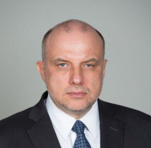 Minister of Defense of Estonia Jüri Luik.