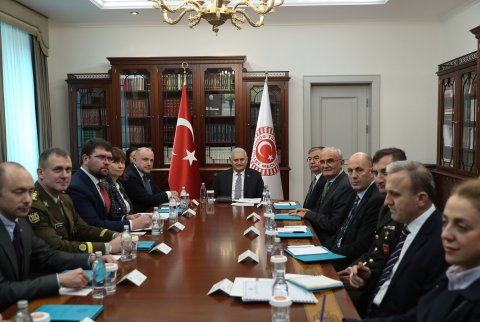 Luik discussed the situation on the Black Sea in Turkey