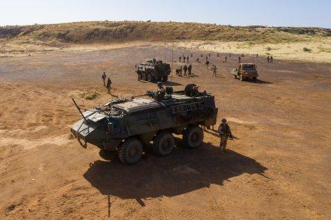 Kaitseminister Luik rõhutas ÜRO julgeolekunõukogus rahvusvahelise õiguse rolli terrorismivastases võitluses.