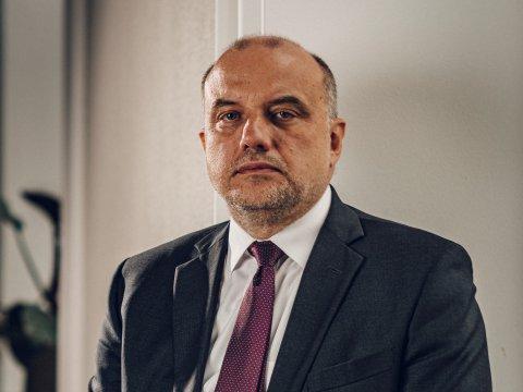 Minister of Defence of Estonia Jüri Luik. Photo: Marek Metslaid