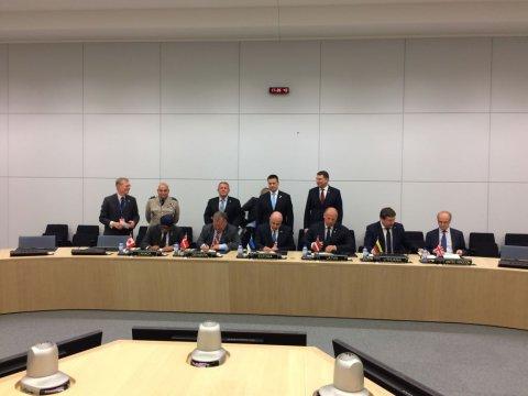 Eesti, Läti ja Taani loovad uue sõjalise juhtimise staabi