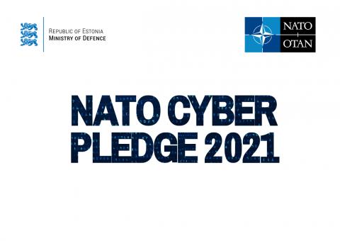 Estonia to host NATO Cyber Pledge conference.