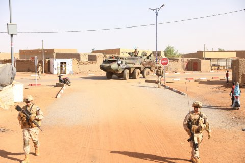 Minister of Defence Luik participated in the Sahel Coalition video meeting yesterday called together by the French Minster of Defence, which discussed the situation in Mali and the further actions ahead.
