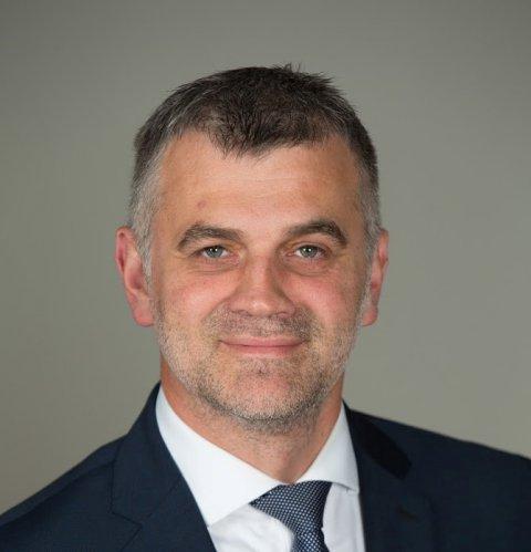 Permanent Secretary of the Ministry of Defence of Estonia Kristjan Prikk.