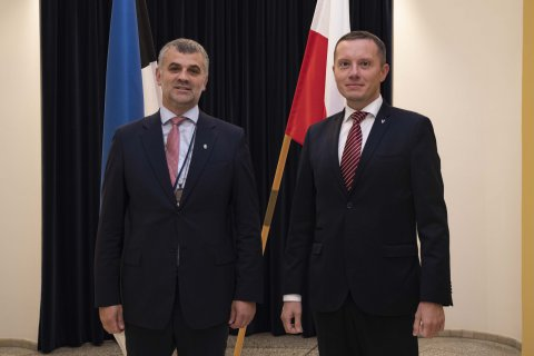Chancellor Prikk: we are deepening cooperation with Poland in the field of cyber defence