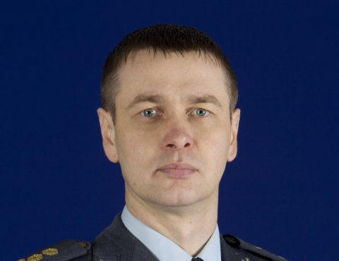 Jüri Luik has signed directives appointing Colonel Rauno Sirk as the new Commander of the Estonian Air Force. Photo: Estonian Defence Forces