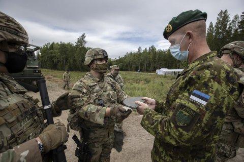 USA Kongress võttis vastu 2,3 triljoni dollari suuruse eelarvepaketi, mis näeb 2021. aastal ette 168,7 miljoni dollari suurust julgeolekuabi Eestile, Lätile ja Leedule.