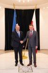 Jüri Luik kohtus Poola kaitseministriga