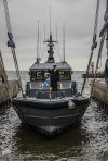 Estonian Navy receives new force protection vessels.